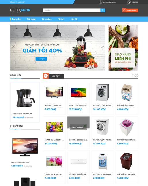 Beta Shop