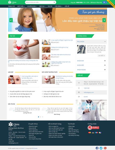 Clinic-Phòng khám