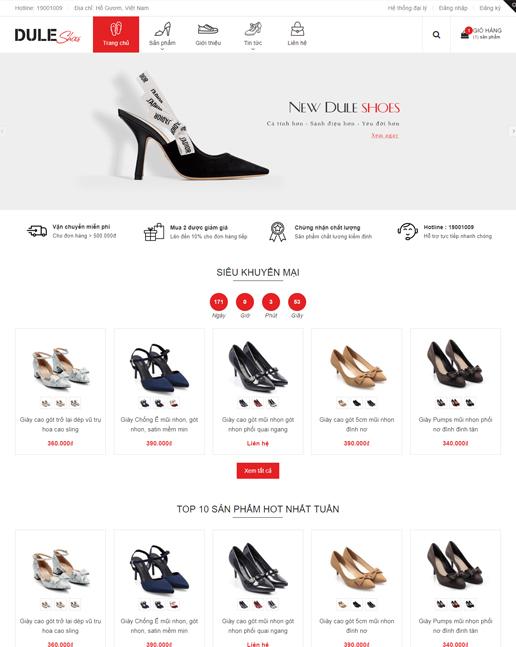 Dualeo Shoes