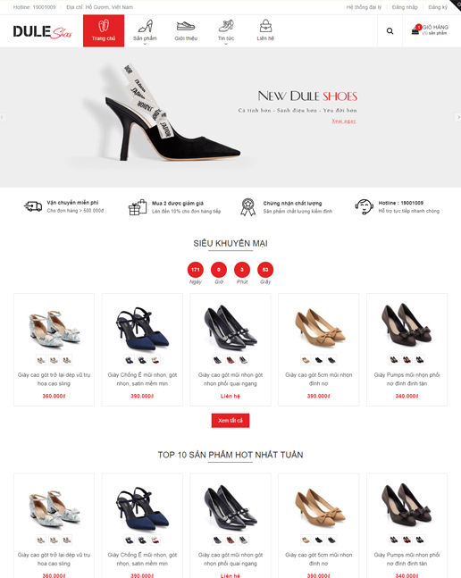 Dualeo Shoes