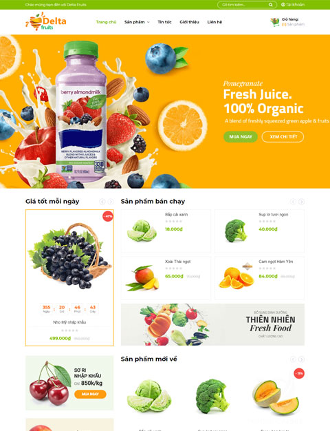 Delta Fruits