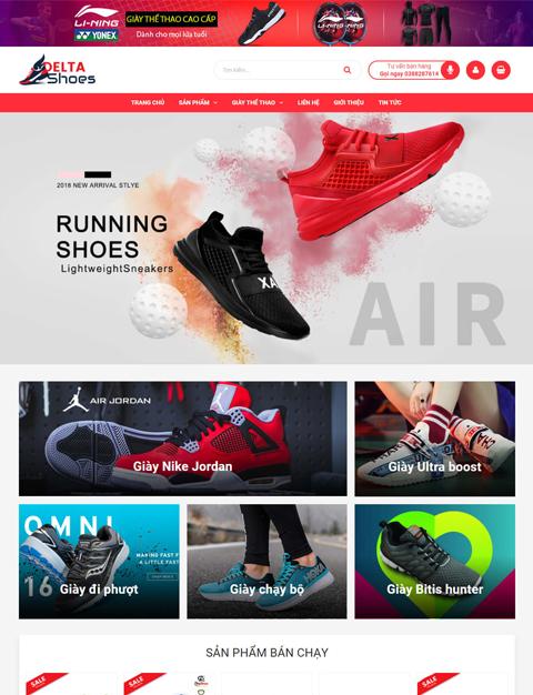 Delta Shoes