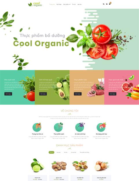 Cool Organic