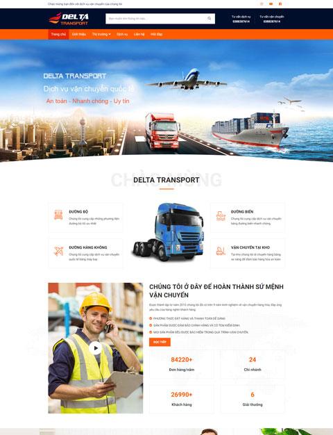 Delta Transport