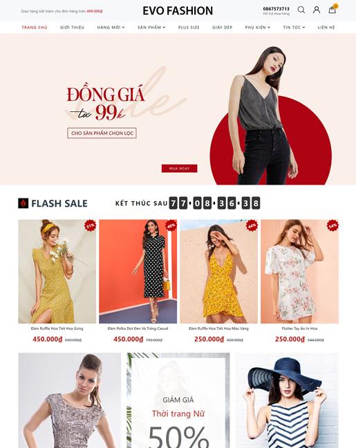 Evo Fashion