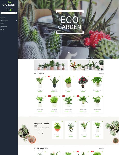 Ego Garden