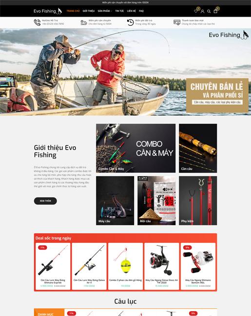 Evo Fishing
