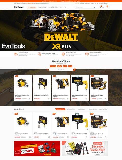 Evo Tools